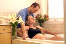 купание при беременности
