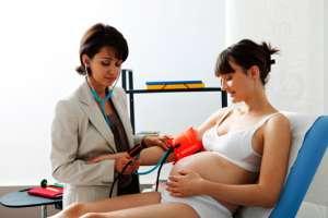 у беременной нефропатия